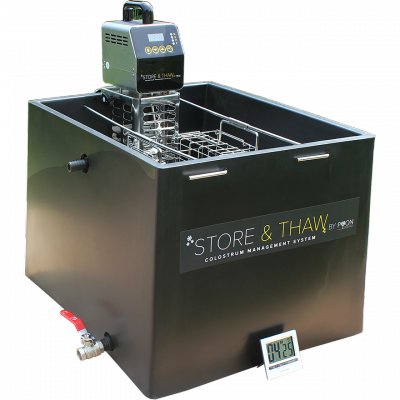 STORE & THAW COLOSTRUM MANAGEMENT SYSTEM