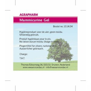 MAMMICURINE GEL